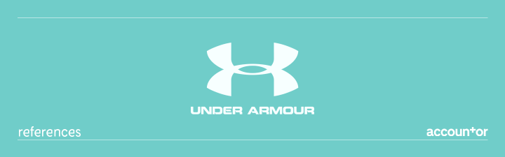 Under Armour reference