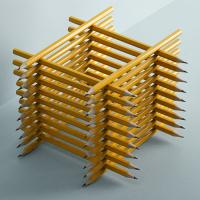 Accountor brand Pencil